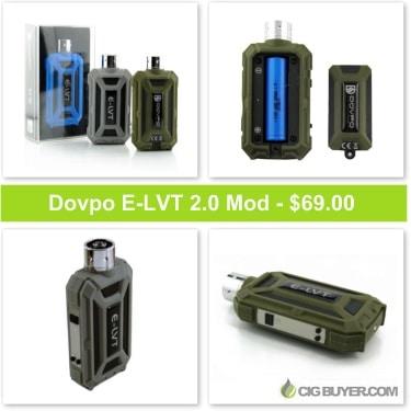 Dovpo E-LVT 2.0 Mod (30W)