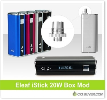 Eleaf iStick Mod Deal