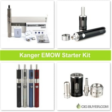 Kanger EMOW Starter Kit Deal