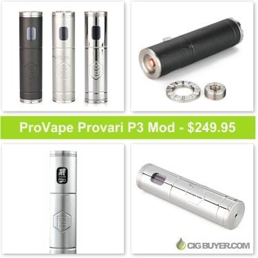 New Provape Provari P3 Mod