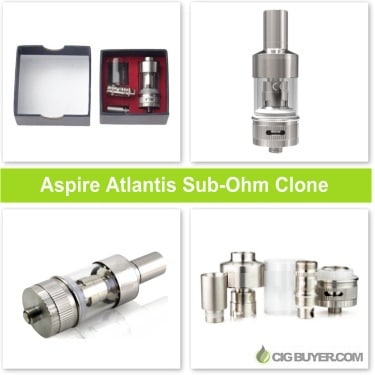 Aspire Atlantis Clone