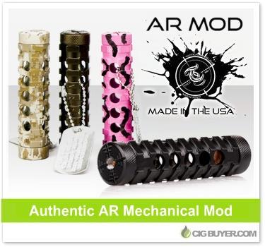 Authentic AR Mechanical Mod