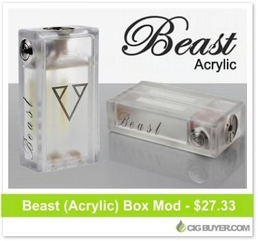 Beast Acrylic Box Mod