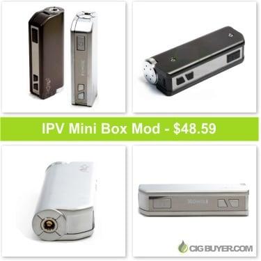 IPV Mini Box Mod Deal