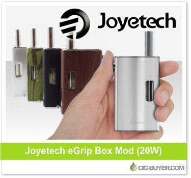 Joyetech eGrip Mod Deal