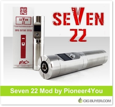 Seven 22 Mod by Pioneer4You