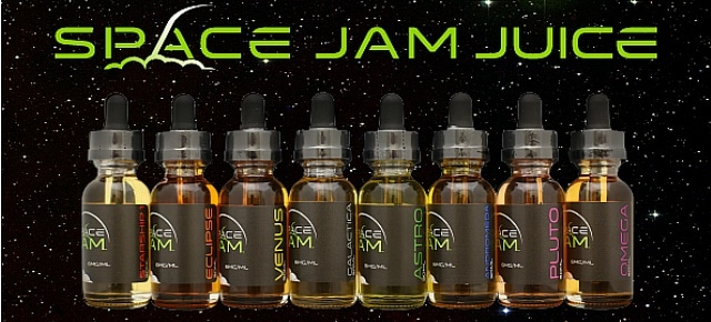 Space Jam E-Juice Review