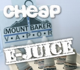 Affordable & Cheap E-Juice