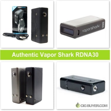 Authentic Vapor Shark RDNA 30 Mod
