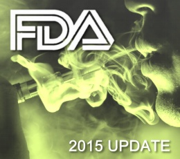 2015 E-Cigarette & Vaping Regulation Update