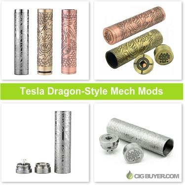 Tesla Dragon-Style Mods