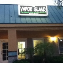 The Vapor Island