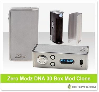 Zero Modz DNA 30 Mod Clone