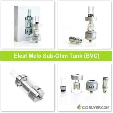 Eleaf Melo Sub-Ohm Tank