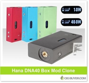Hana Modz DNA 40 Clone