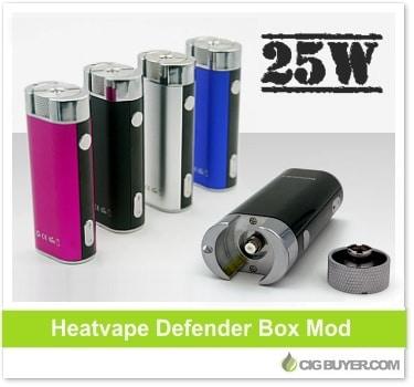 Heatvape Defender Mod