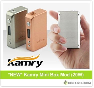 Kamry 20W Box Mod