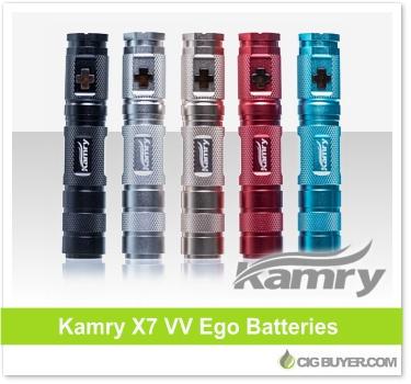 Kamry X7 E-Cigarette Battery