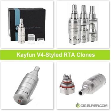 Kayfun V4 Clone RTA