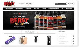 Vapor Beast Coupon