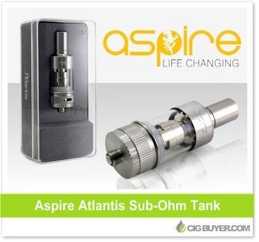 Low Price Aspire Atlantis Sub-Ohm Tank