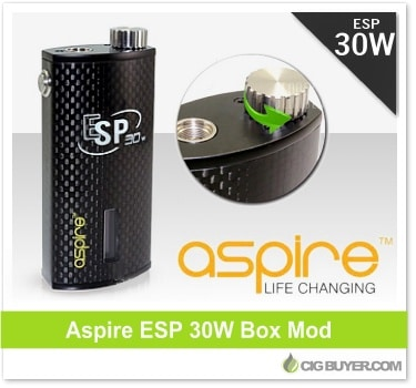 Aspire ESP 30W Box Mod