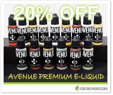 Avenue Premium E-Liquid