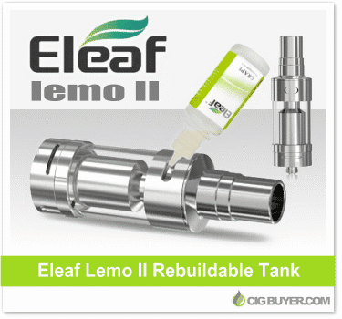 Eleaf Lemo 2 Tank RTA