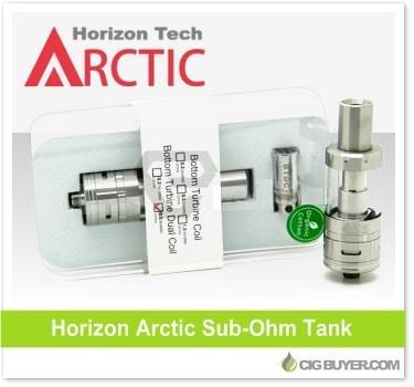 Horizon Arctic Sub-Ohm Tank