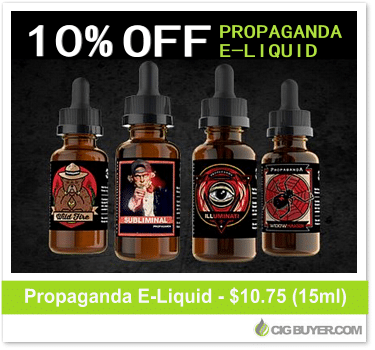 Propaganda E-Liquid Deal