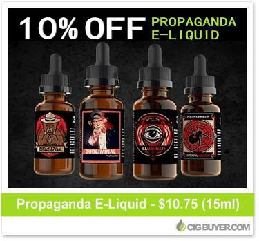 Propaganda E-Liquid Deal