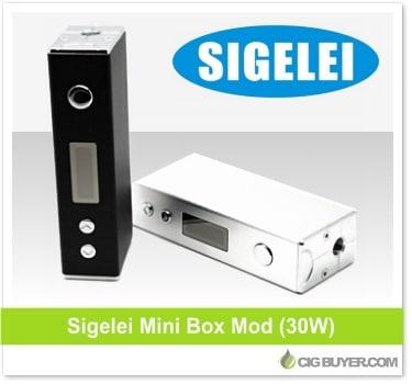 Sigelei Mini 30W Box Mod