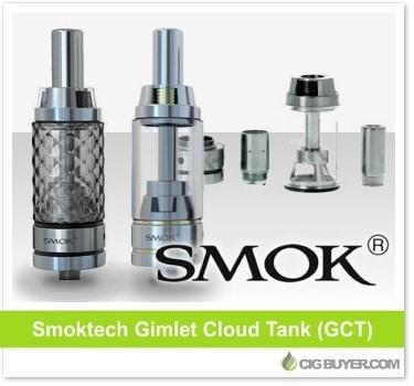 Smok Gimlet Cloud Tank (GCT)