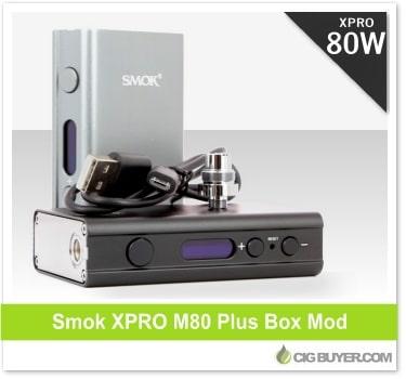 Smok XPRO M80 Plus Box Mod