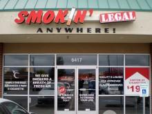 Smokin Legal Anywhere