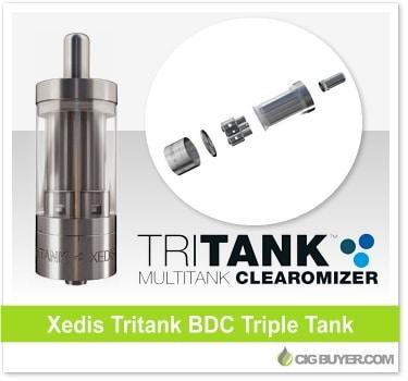 Xedis Tritank Triple Tank