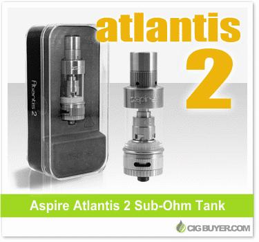 Aspire Atlantis 2 Tank