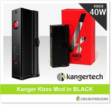 Black Kanger Kbox Mod