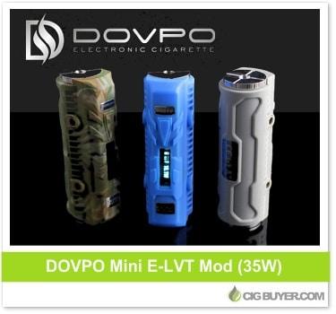 Dovpo Mini E-LVT Mod