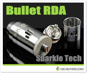 Bullet RDA by Sparkle Tech (Infinite)