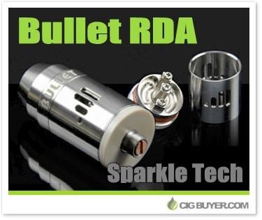 Bullet RDA by Sparkle Tech (Infinite)