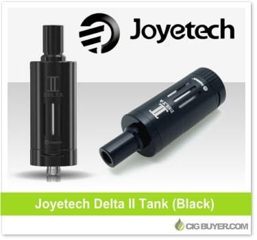 Black Joyetech Delta 2 Tank