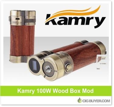 Kamry 100 Wood Box Mod