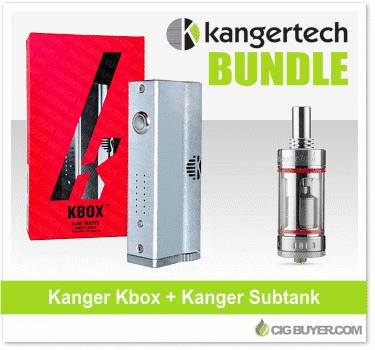 Kanger Kbox Subtank Bundle