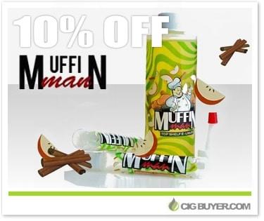 Muffin Man E-Juice Deal