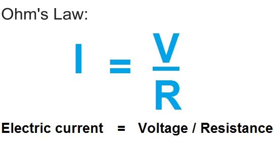 ohms-law-equation