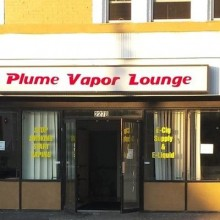 Plume Vapor Lounge