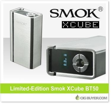 Smok XCube BT50 Box Mod