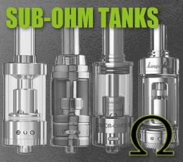 Sub-Ohm Tank Trend