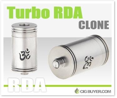 Tobeco Turbo RDA Clone